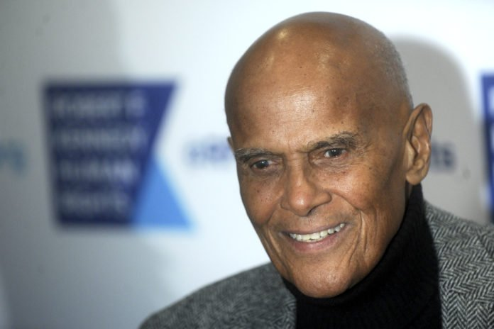 Usa 2020 - deepfake - Harry Belafonte