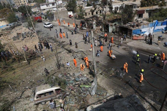 Afghanistan - attentato - Saleh