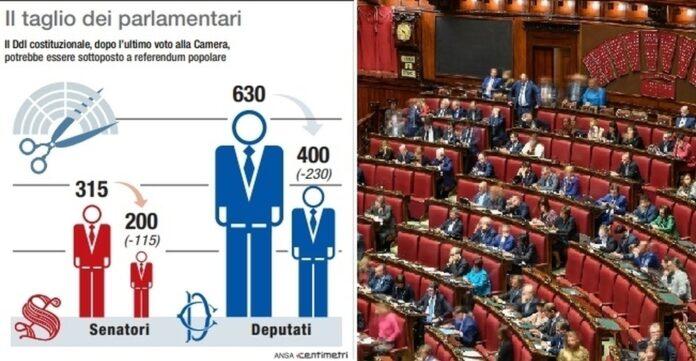 Settimanale - referendum - Parlamento