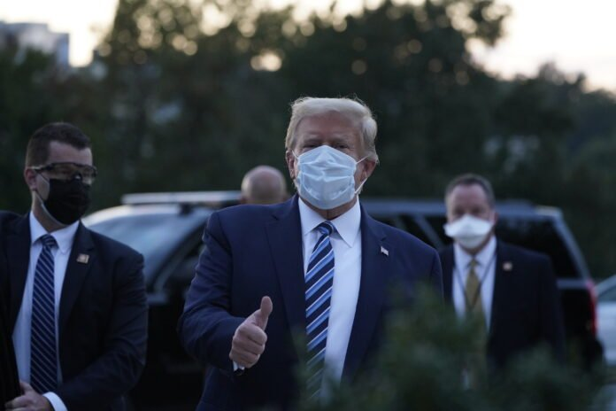 Usa 2020 - Trump - coronavirus - ospedale