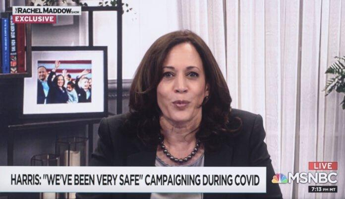 Usa 2020 - Harris - virus - campagna