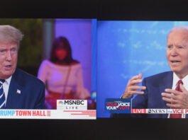 Usa 2020 - Trump - Biden - dibattito parallelo