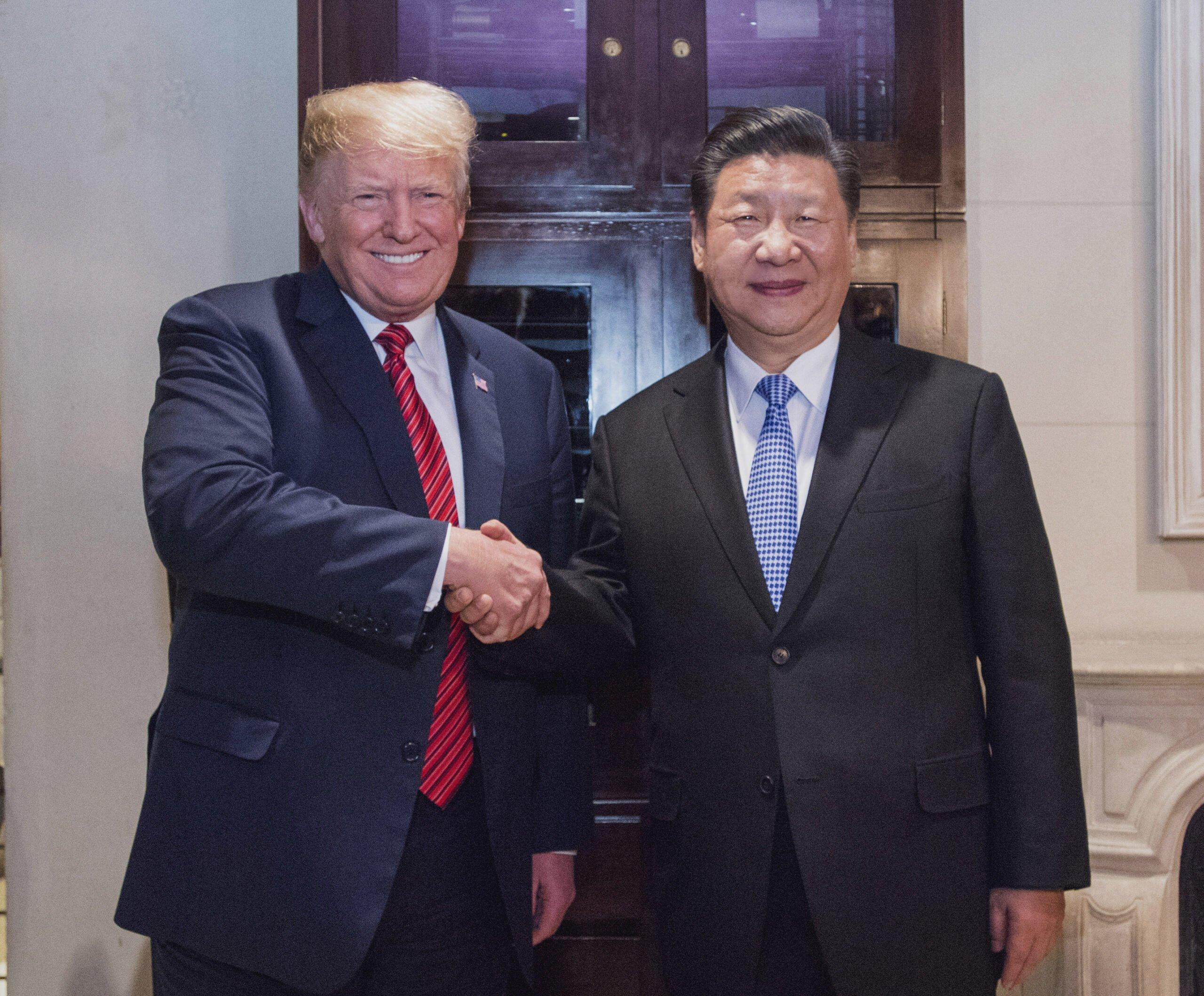 Usa 2020 - Trump - Xi - conto in Cina