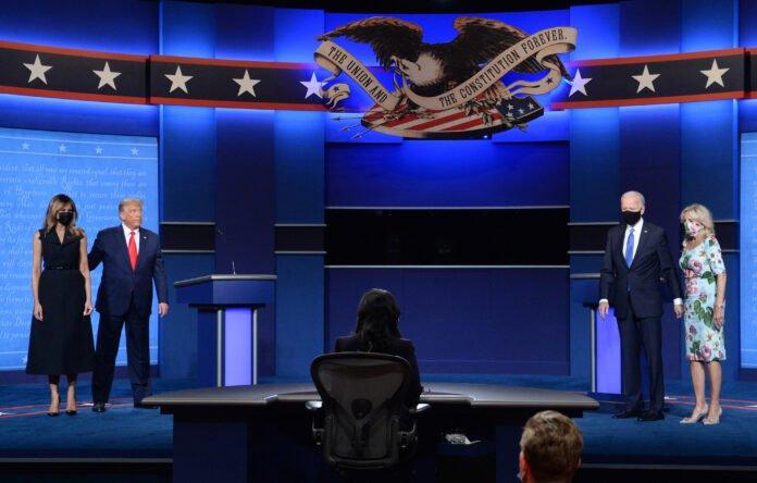 Usa 2020 - Trumps - Bidens - barometro