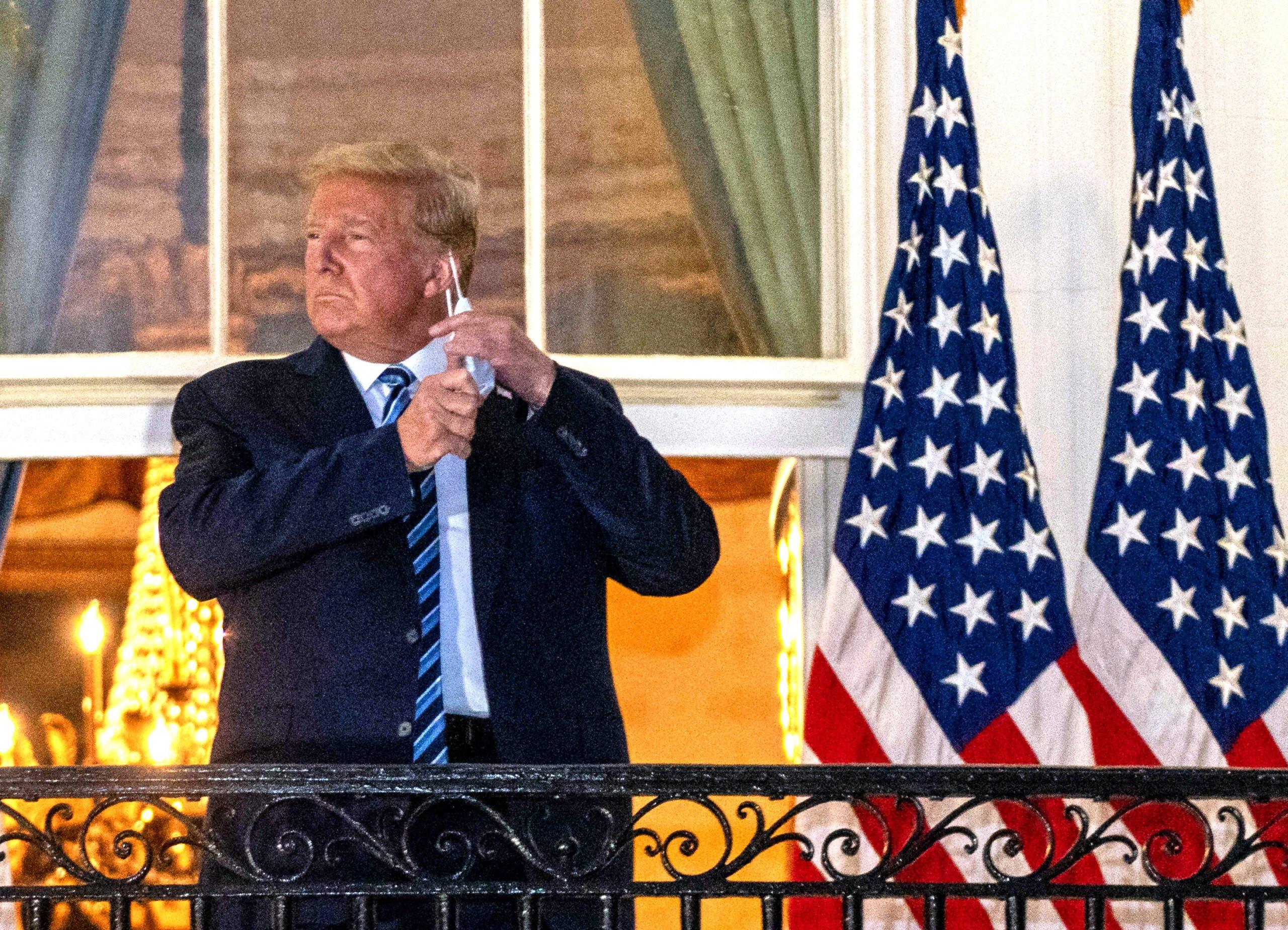 Usa 2020 - trump -positivo