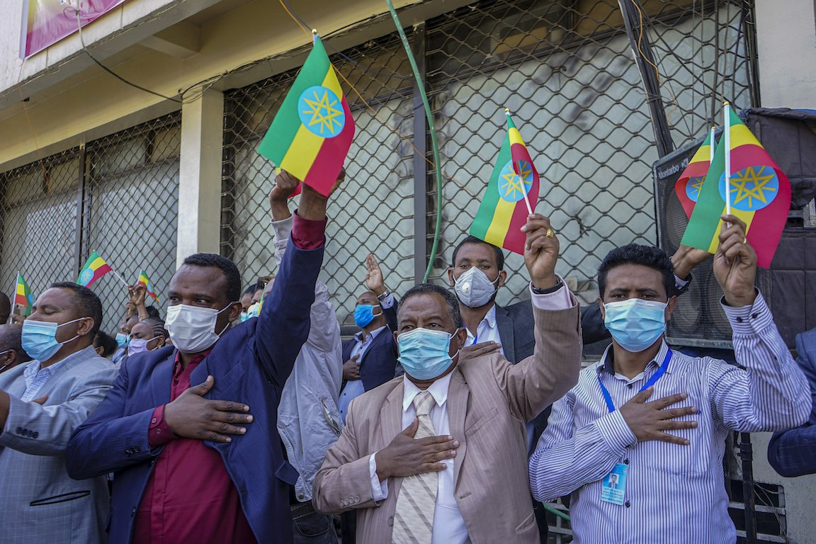 Settimanale - ricaduta - Etiopia -Tigrai