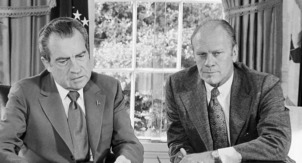 Ford - Nixon - grazia