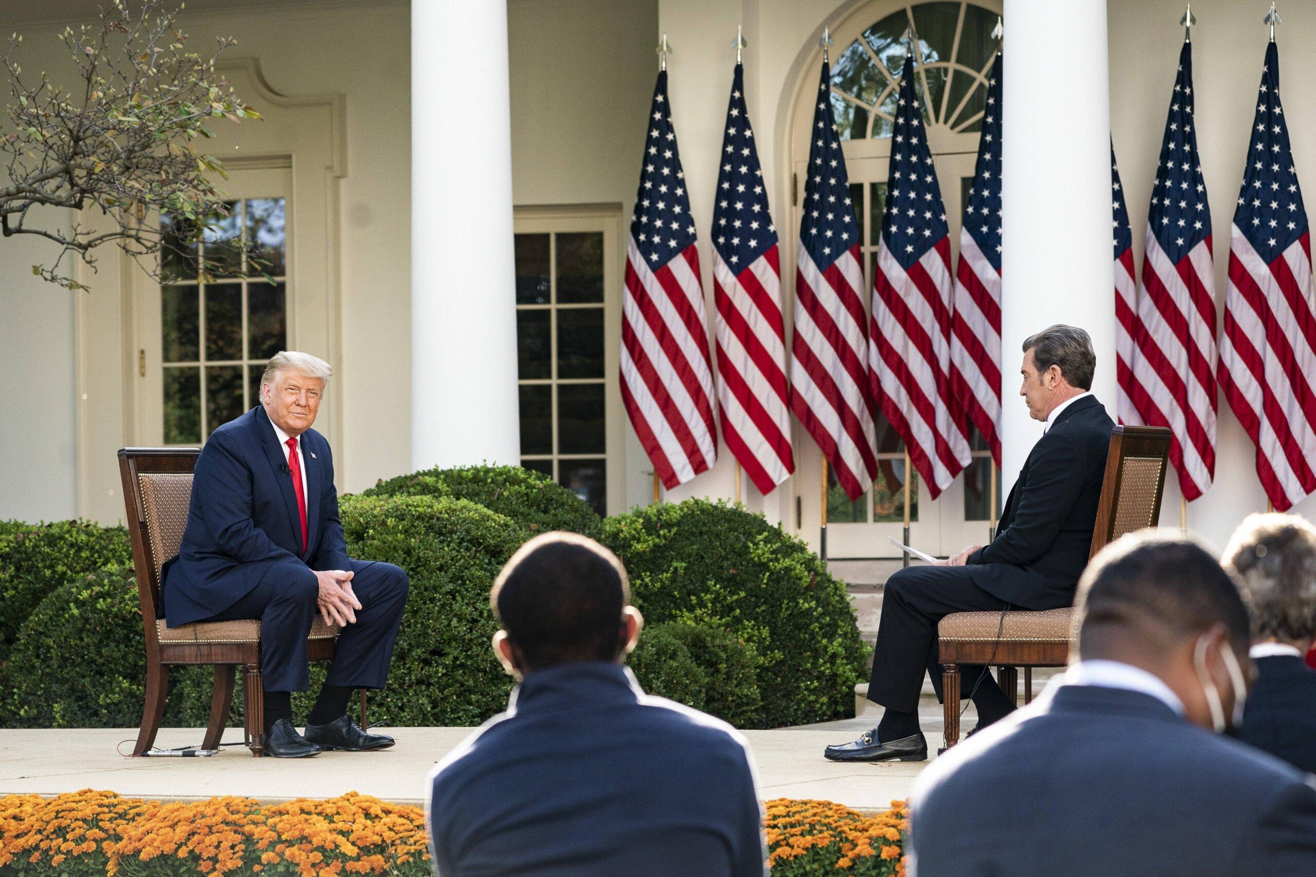 Usa 2020 - Trump - Fox News - Twitter - esodo
