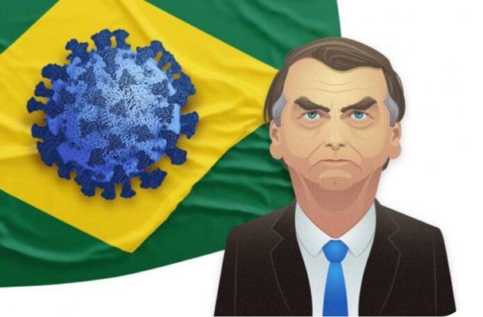 Settimanale - Covid - Brasile