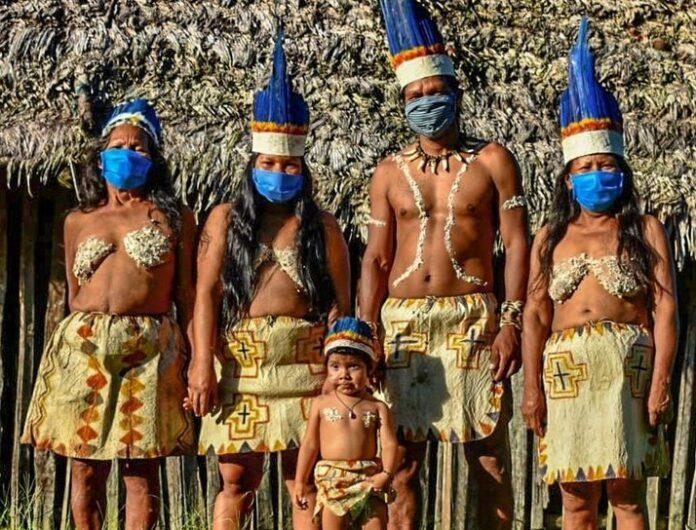 Settimanale - ricaduta - America latina - indigeni