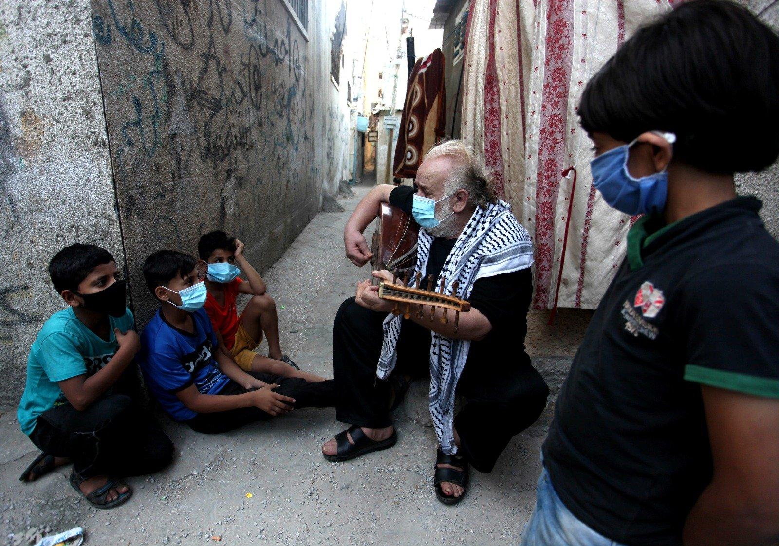 Settimanale - ricaduta - Medio Oriente - Gaza - bambini
