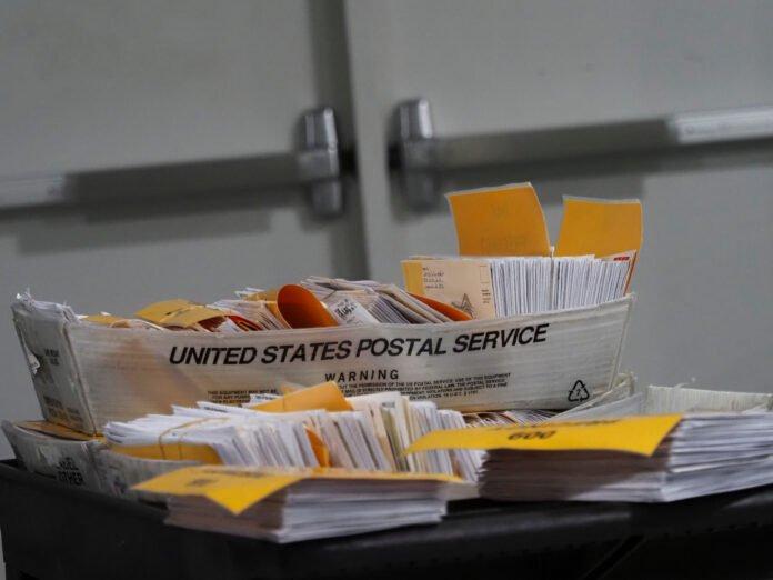 Usa 2020 - voto per posta