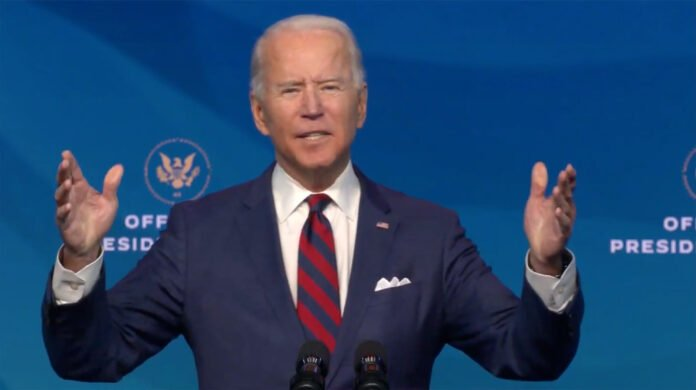 Usa 2020 - Biden - team