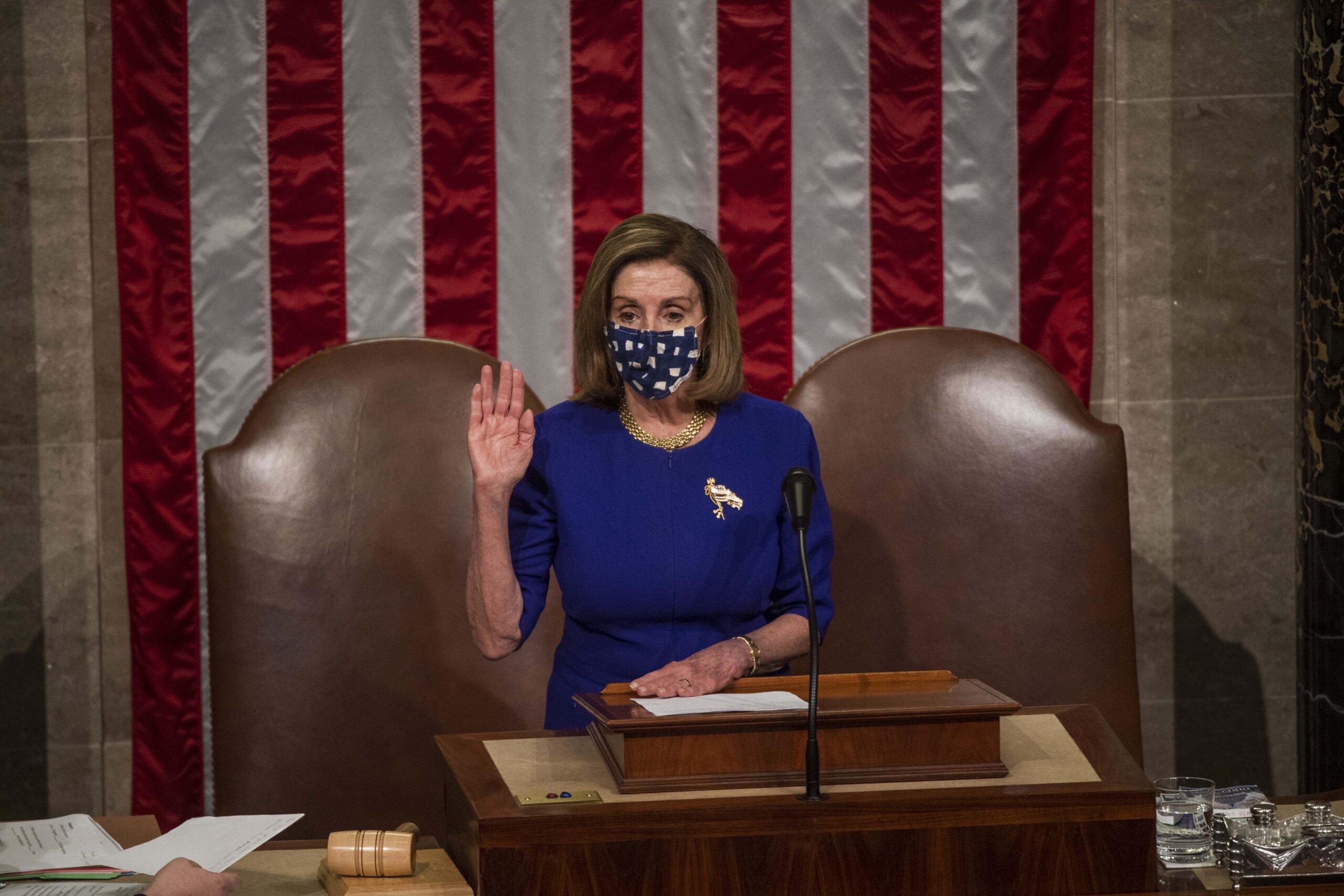 Usa 2020 - Pelosi - speaker