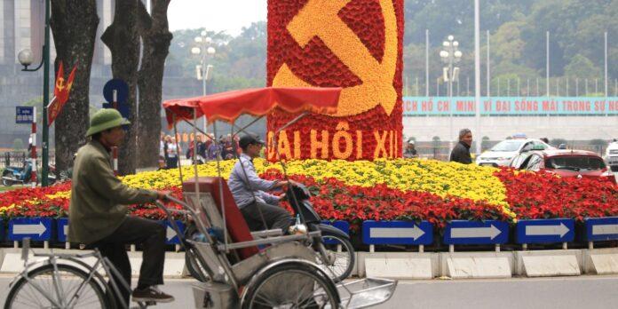 210129 Vietnam - congresso - Partito comunista