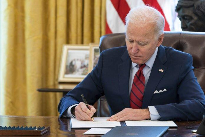 Usa - Biden - trump - damnatio memoriae