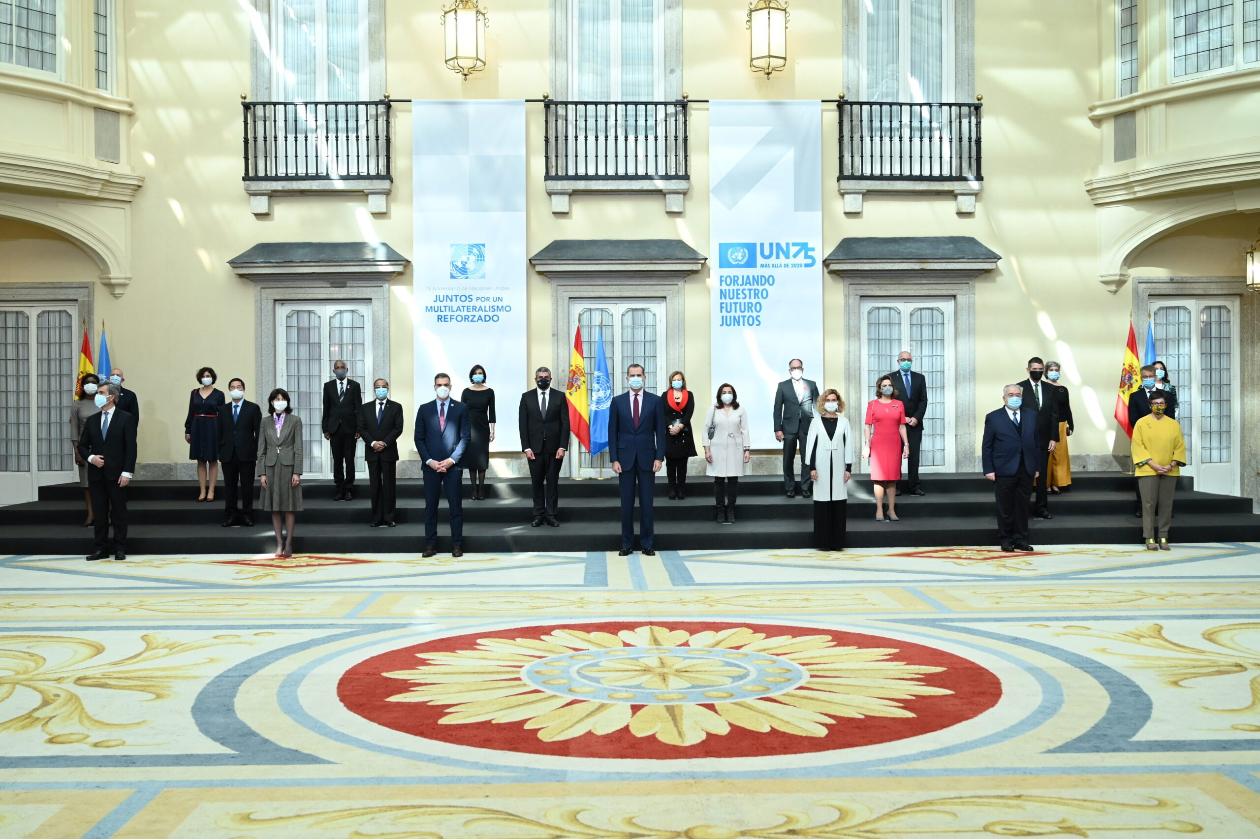 Onu - anniversario - multilateralismo