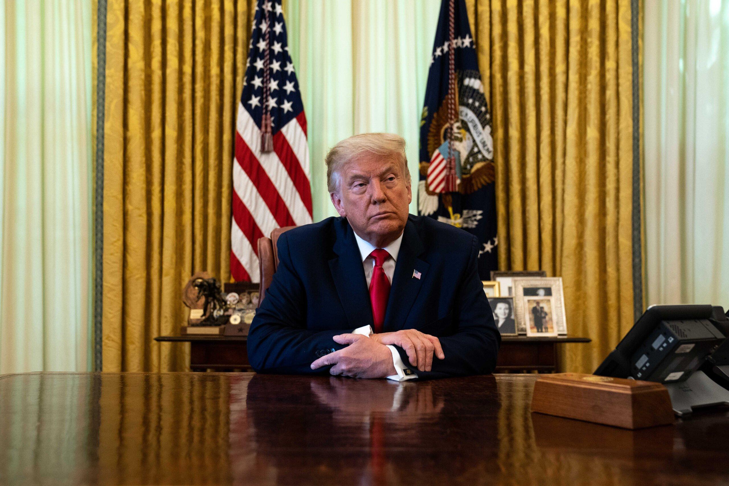 Usa 2020 - trump - grazia