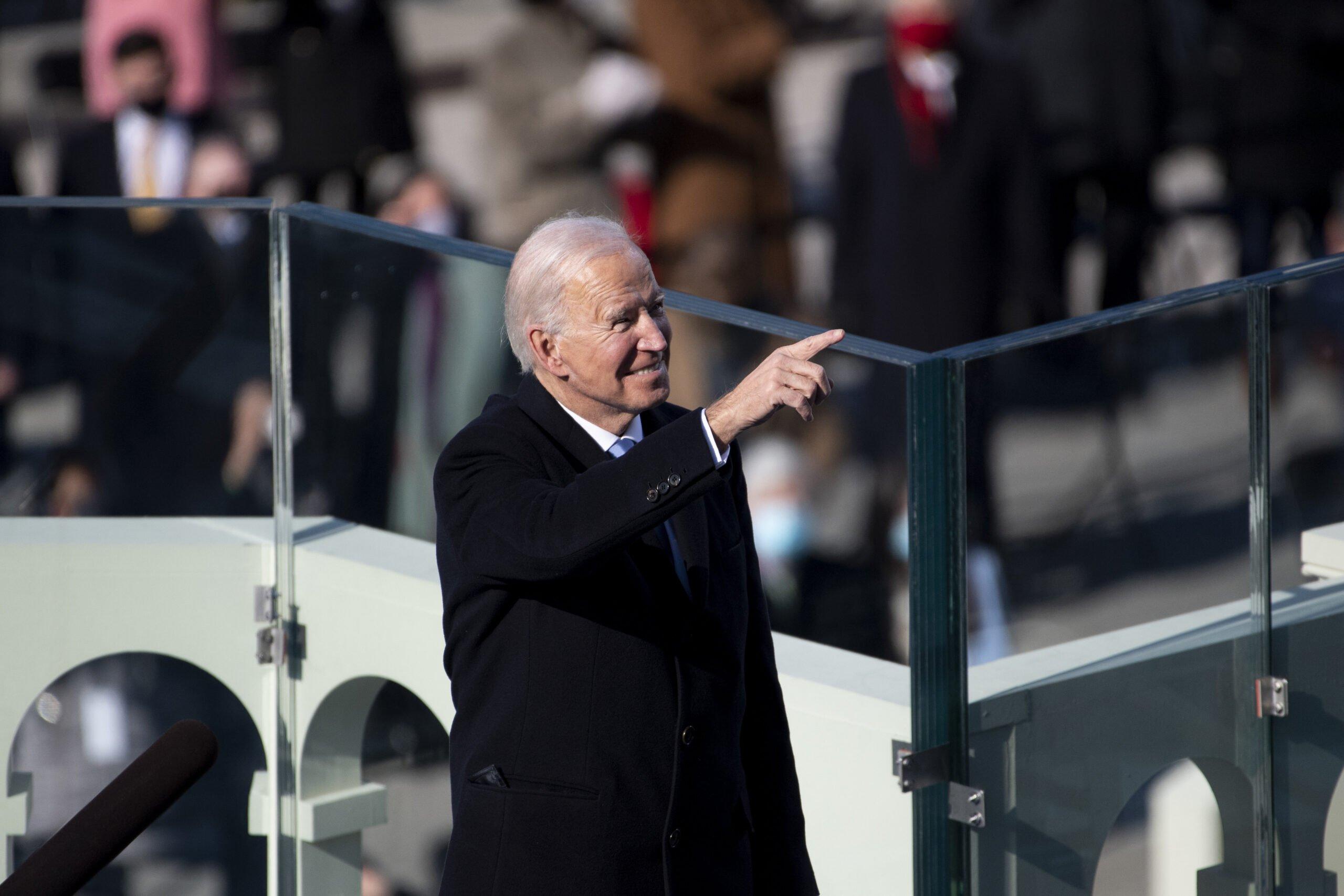 210121 Usa 2020 - Biden - discorso - presidente