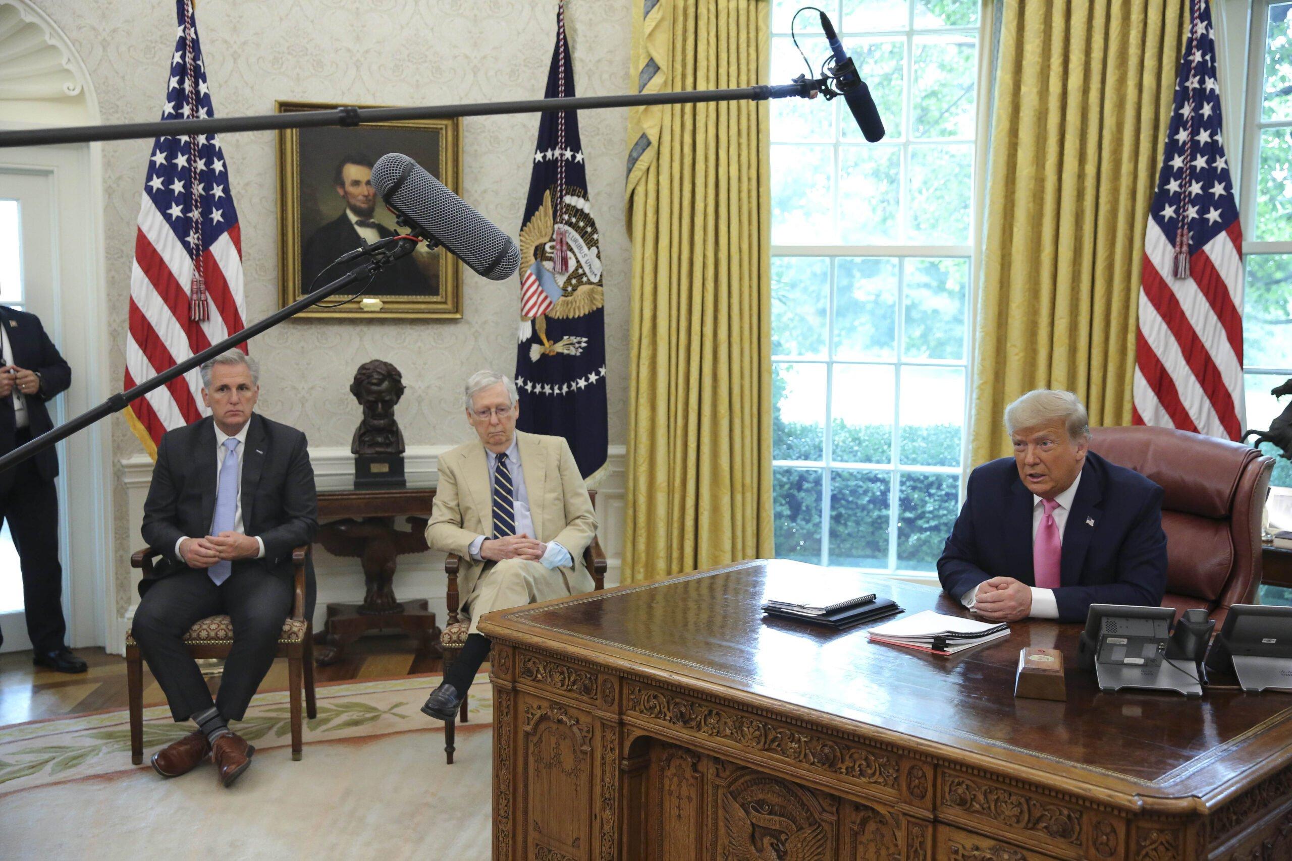210123 Usa 2020 - Trump - impeachment