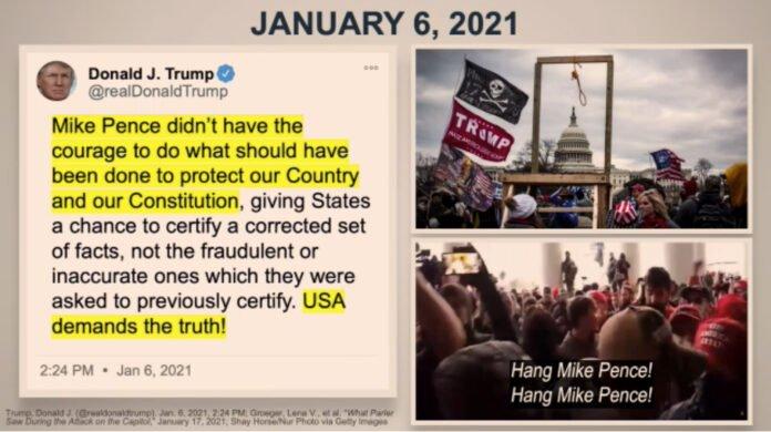 Usa - impeachment - Trump - Pence