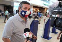 Usa - Ted Cruz - Texas - Cancun