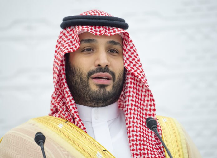 210303 Arabia saudita - Mbs - Rsf