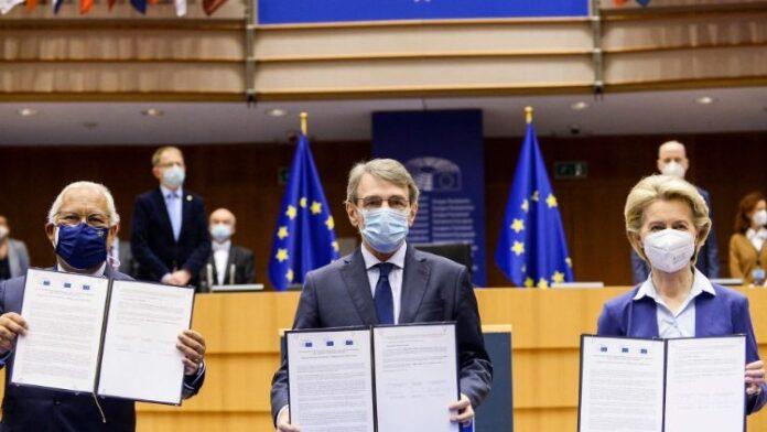 210311 Ue - Conferenza sul futuro dell'Europa - Dastoli