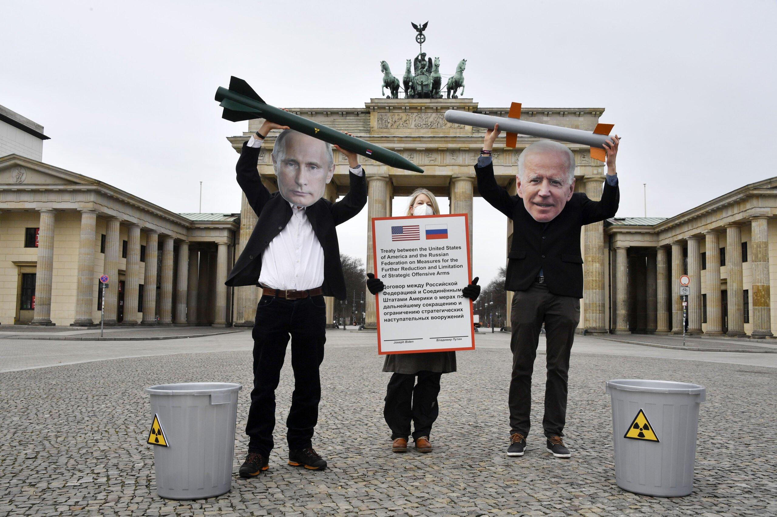 210318Usa - Russia - Biden - Putin