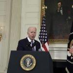 Biden Remarks On Jobs Report