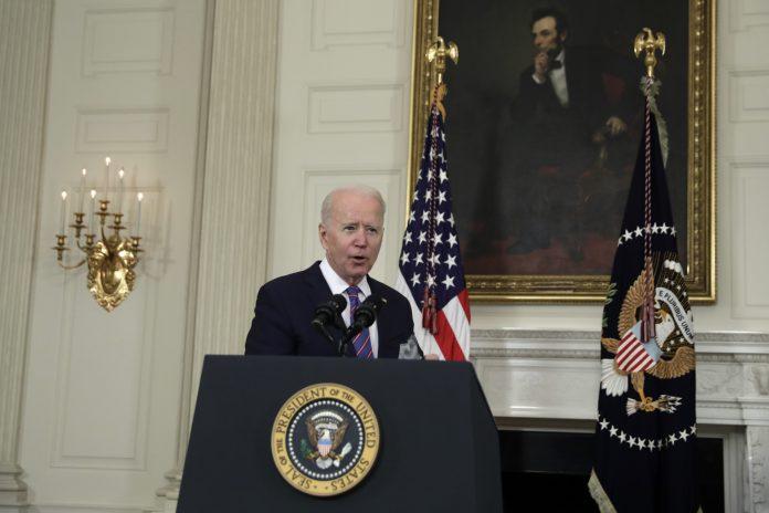210401 Usa - Russia - Cina - Joe Biden