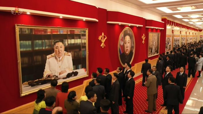210410 Nord Corea - Kim - carestia