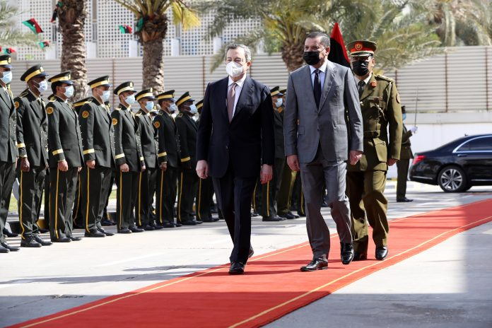 210411 Russia - Putin - Mediterraneo - Libia - Draghi