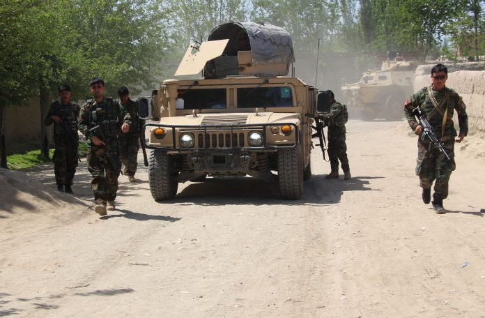 210414 Afghanistan - ritiro
