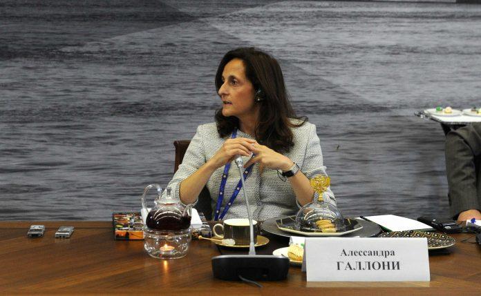 210415 Alessandra Galloni - Reuters