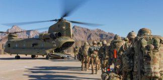 210424 Usa - ritiro - Afghanistan