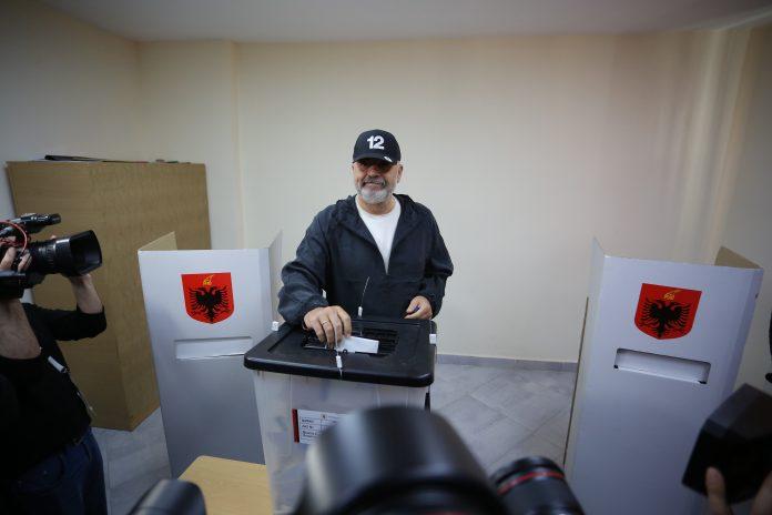 210428 Albania - elezioni - Rama