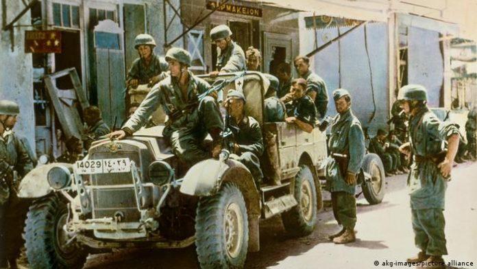 210408 Grecia - Germania - WW2
