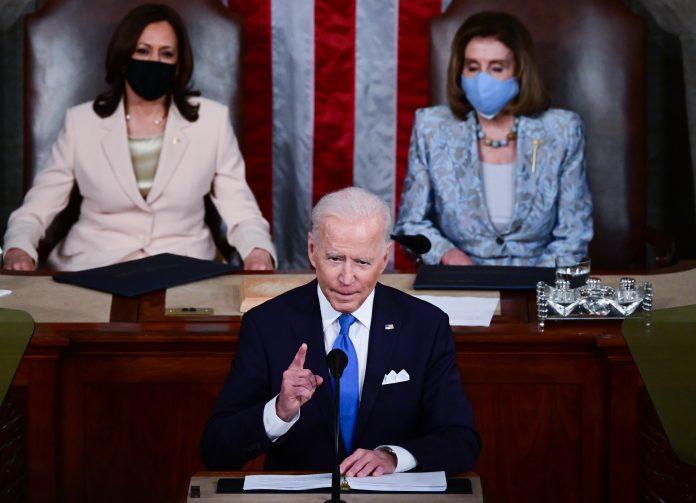 210429 Biden - Congresso - cento giorni