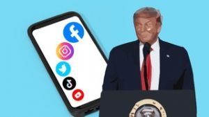 Settimanale - Trump - social networks