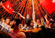 210715 Turchia - colpo di stato - anniversario