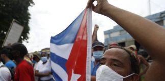 210713 Cuba - proteste