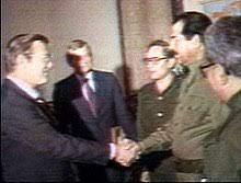 210702 Rumsfeld - Saddam