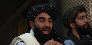 210818 Afghanistan - talebani - conferenza stampa