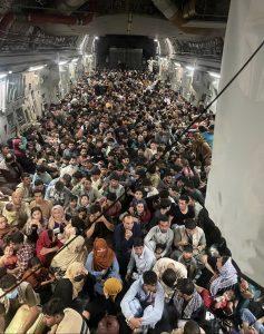 210818 Afghanistan - talebani - fuga da Kabul