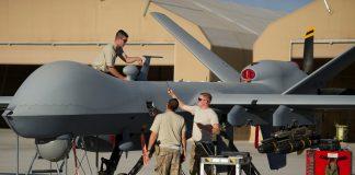 210829 Afghanistan - drone