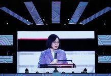 211010 Taiwan - Cina - usa - TSAI ING-WEN
